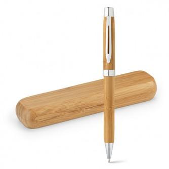 Bolígrafo ecologico de bambú