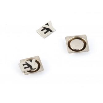 Pins 15  mm con sujeción imán